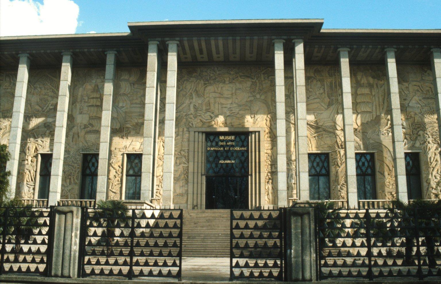 Musée des Arts Africains et Océaniens