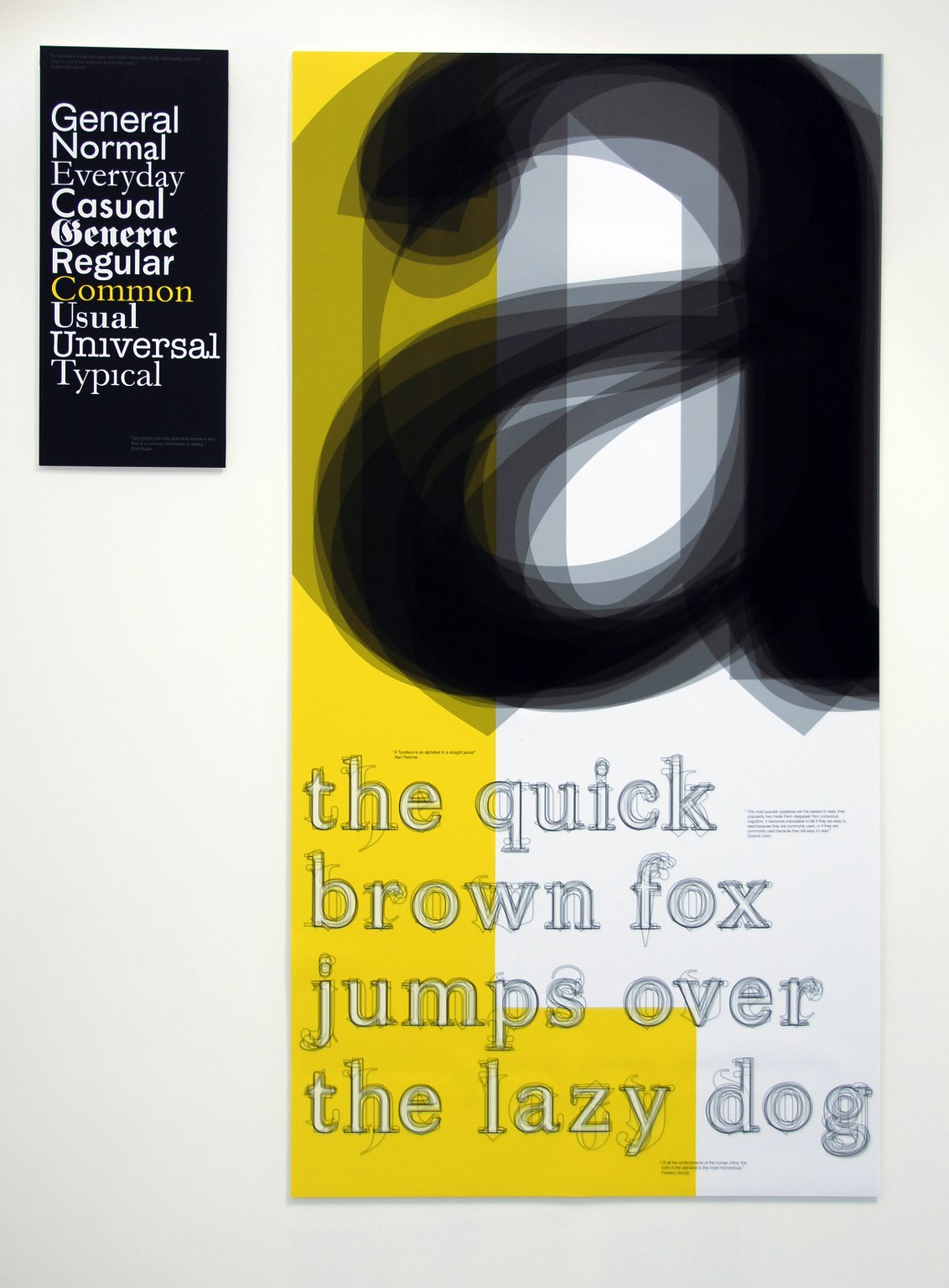 Common Typeface Project